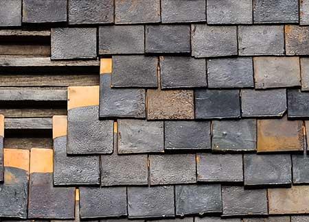 tile shingle and slate roof restoration