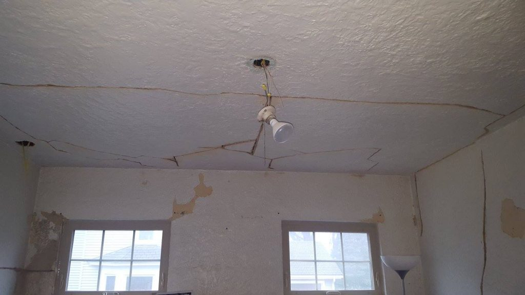 Historical Building Restorations - Plaster Repair