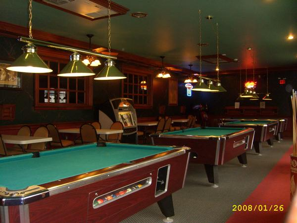 remodeling the headpin billiards room